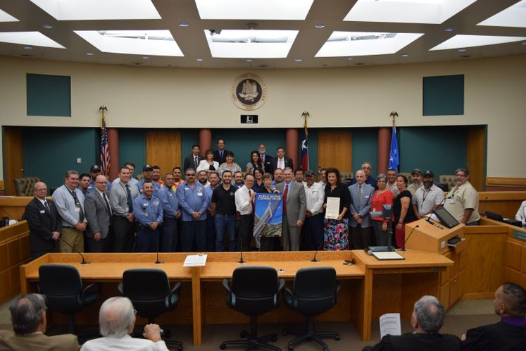 National Public Works Week Proclamation