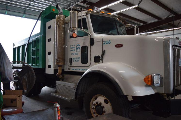 Fleet Maintenance Garage