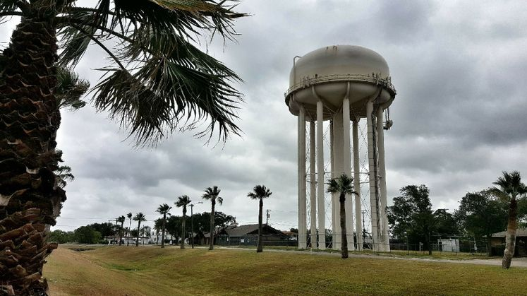 Carmel Parkway Water Tower