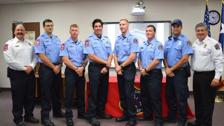 Firefighter II Promotions