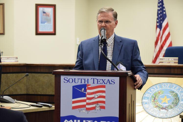 Mayor J. McComb on SB 277