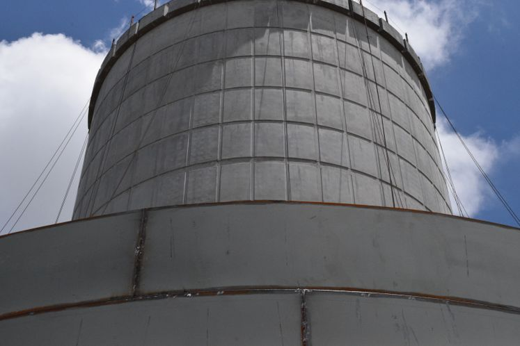 Holly Rd Elevated Storage Tank