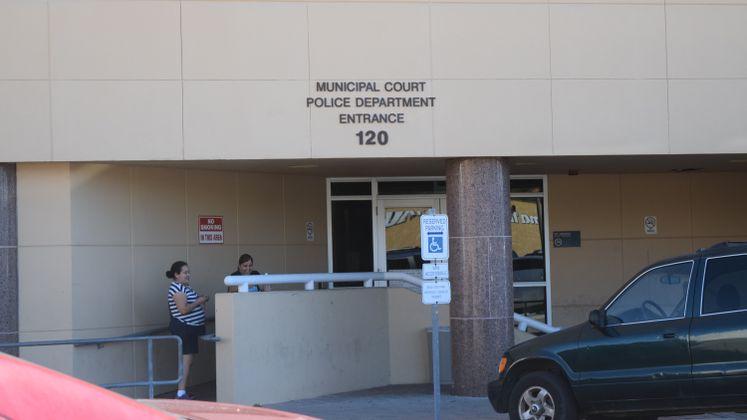 Muni Court Exterior Shot