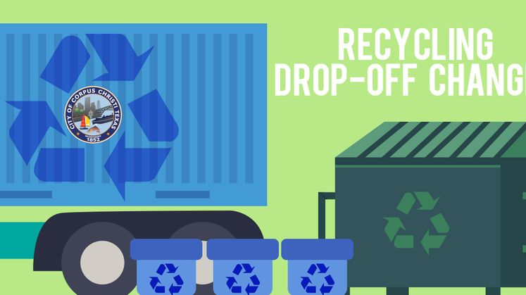 Recycling Center Changes