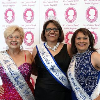 23rd Annual Ms. Coastal Bend Senior Pageant Celebrating the Age of Elegance