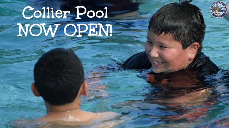 Collier Pool Open Carousel Update