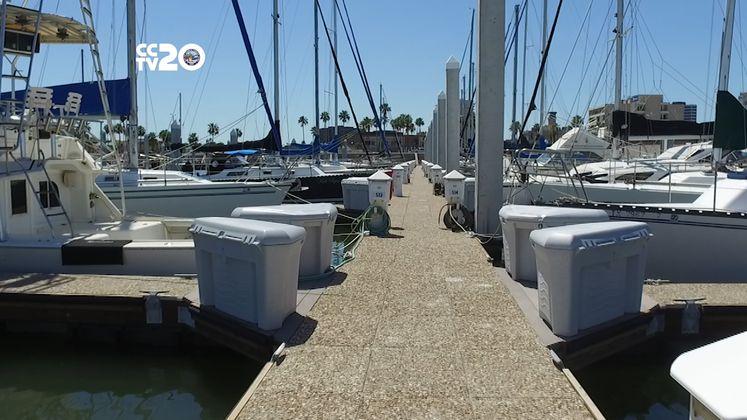 Corpus Christi Marina Live-Aboard Program