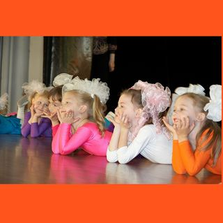 Children Perform in Cartoon Comedy at Latchkey Camp
