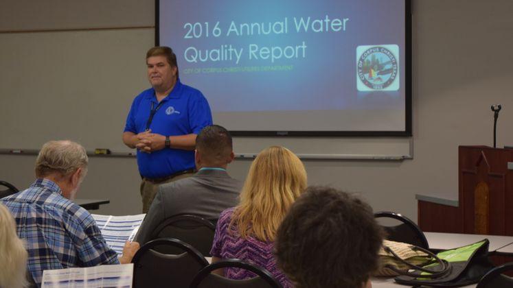 C. Wittwer, Water Director