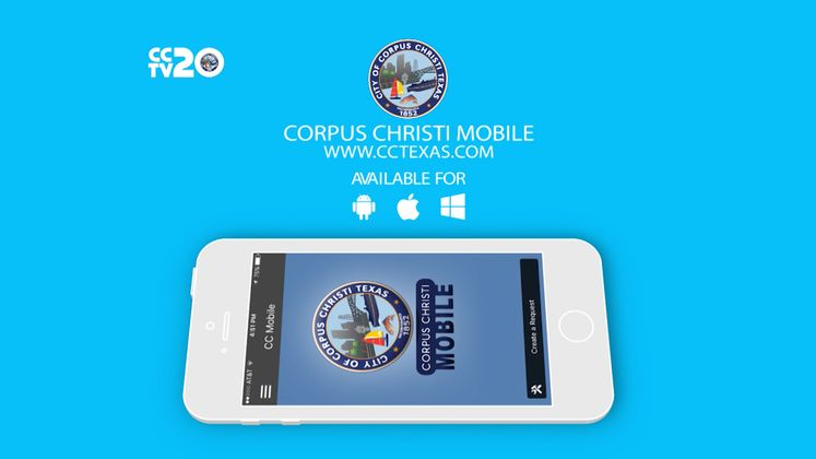 Connect with the Corpus Christi Mobile App