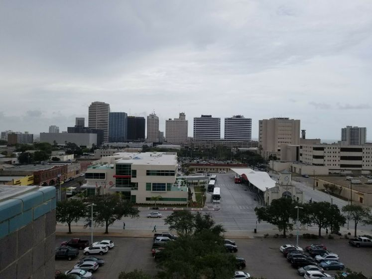 Uptown View from City Hall