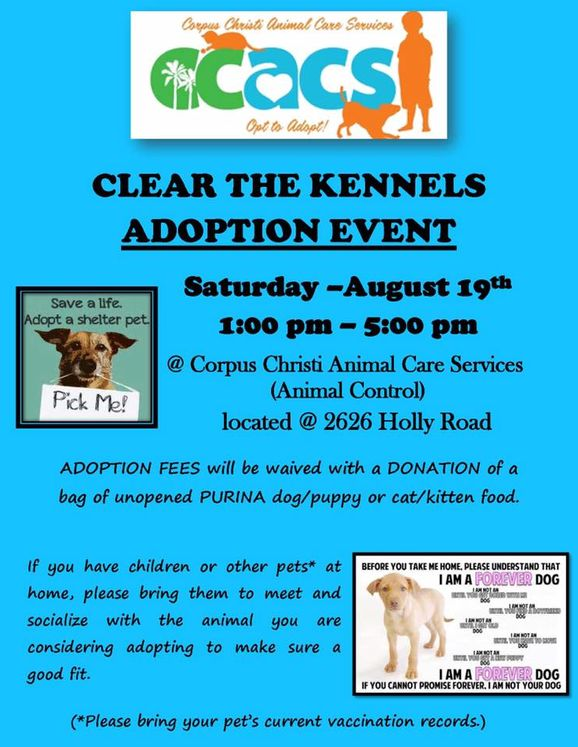 Clear the Kennels