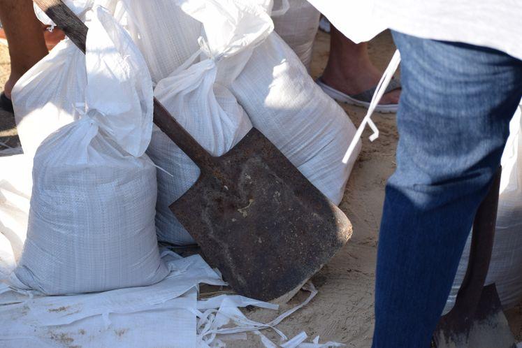 Sand Distribution