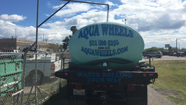 Aqua Wheels