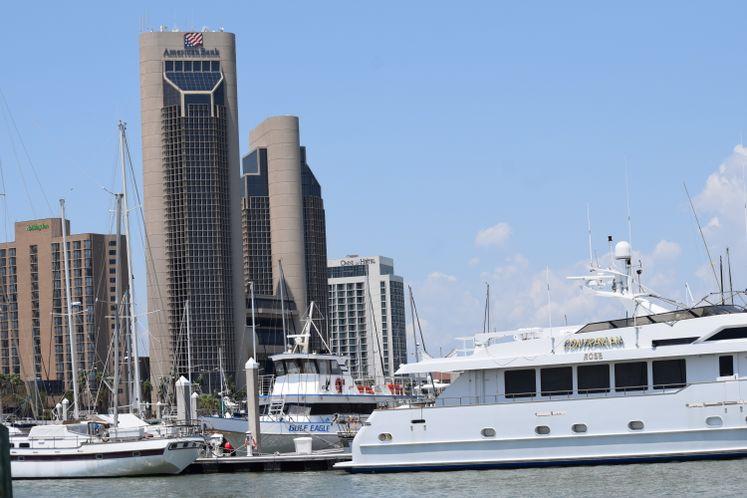 Marina After Hurricane Harvey