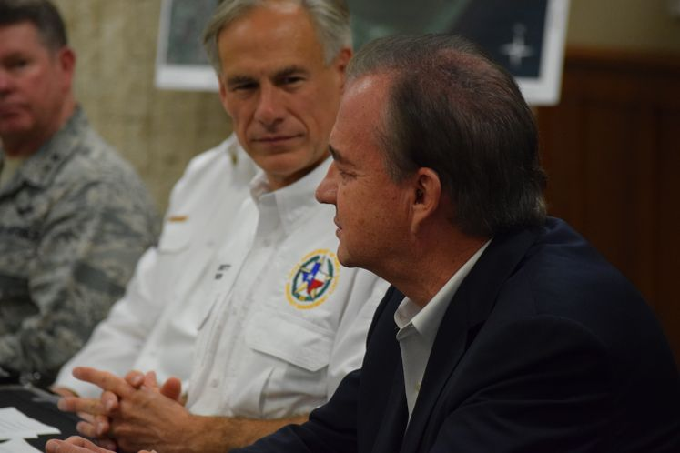 Governor G. Abbott Commissions Chancellor J. Sharp to Rebuild Texas After Harvey
