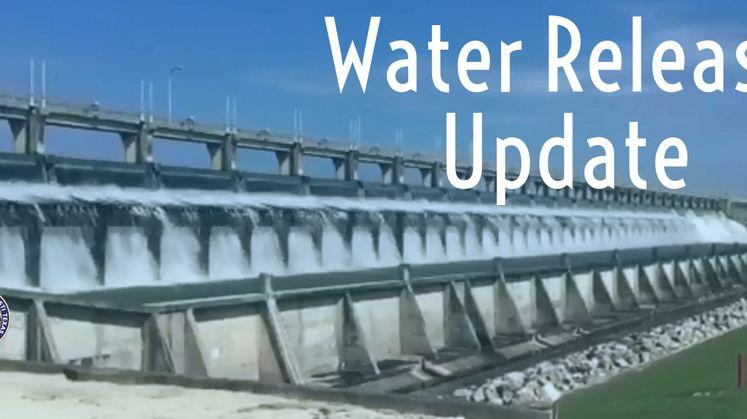 Water Release Update