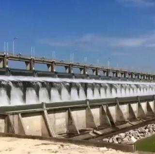 Se prevé una inundación moderada a lo largo del río Nueces