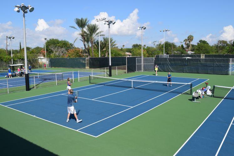 HEB Tennis Center