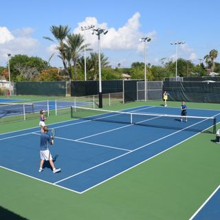 Public Forum for the City Tennis Centers on June 28