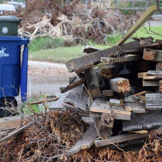 Horario de recolección de escombros para el resto del 2017