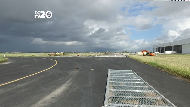 CCIA Taxiway Extension Kilo