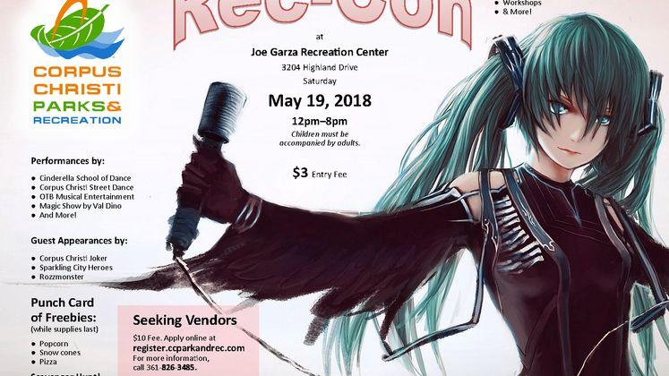 Rec-Con Flyer