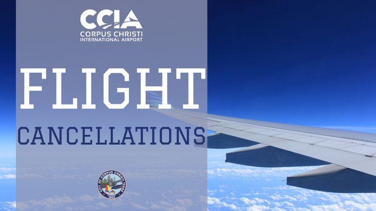 CCIA Flight Cancellations