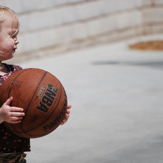 Fun Basketball League for Ages 3-5
