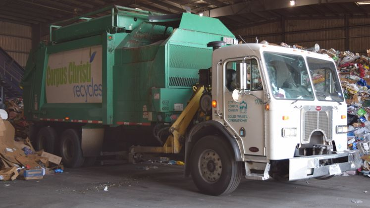 Solid Waste Recycles at Republic Services