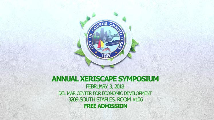 2018 Annual Xeriscape Symposium