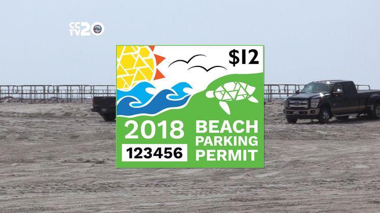 Get Your 2018 Beach Parking Permit