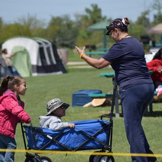 Labonte Park Easter Campsites Still Available