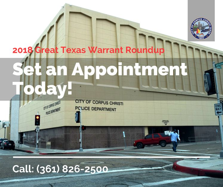 Great Texas Warrant Roundup