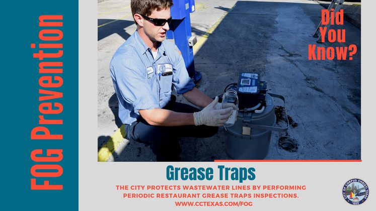 FOG Grease Traps