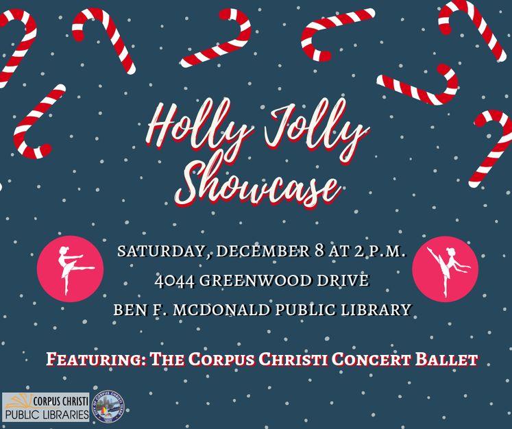 Holly Jolly Showcase 2