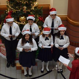 Bishop Garriga's Choir at City Hall
