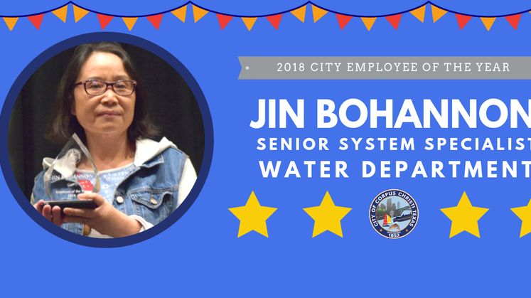 2018 City Employee of the Year