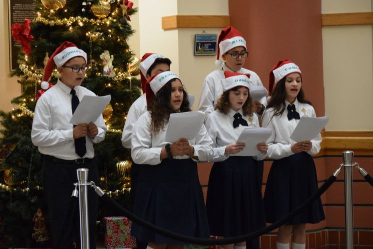 Bishop Garriga Choir