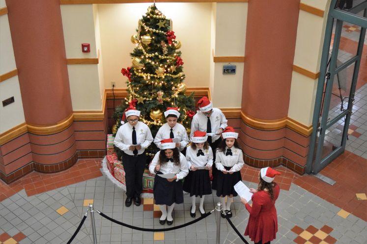 Bishop Garriga Choir