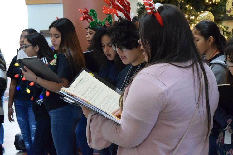 Miller High School Choir