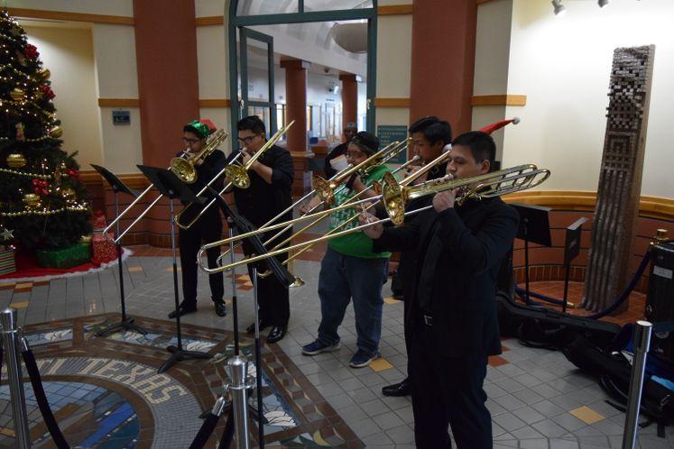 TAMUCC Trombone Choir