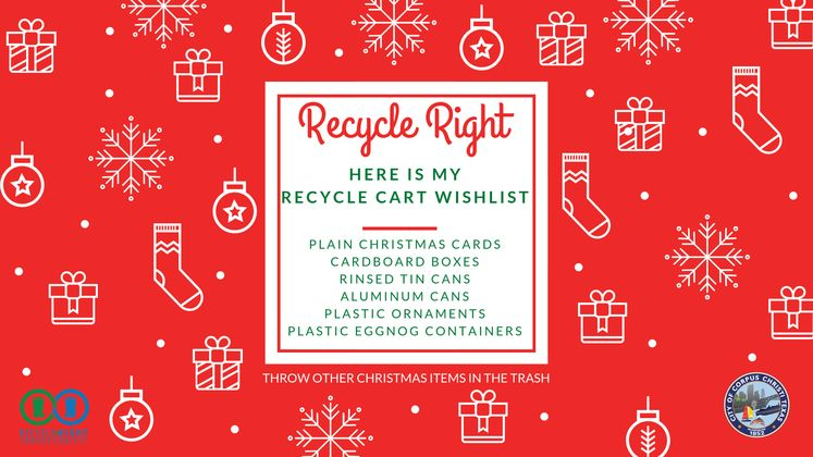 Wish List Recycle Right
