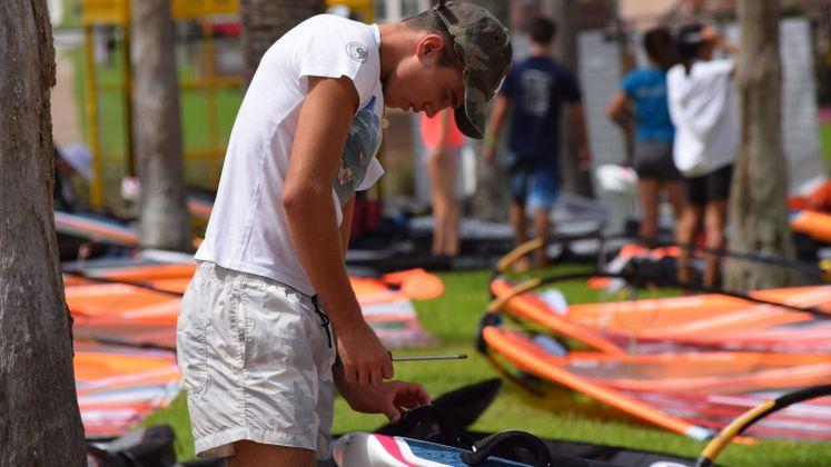World Youth Sailing Championship