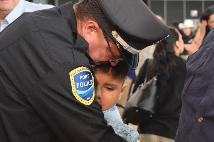 Police Officer's Memorial Ceremony