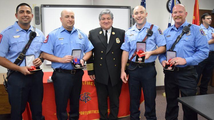CCFD Life Saving Awards