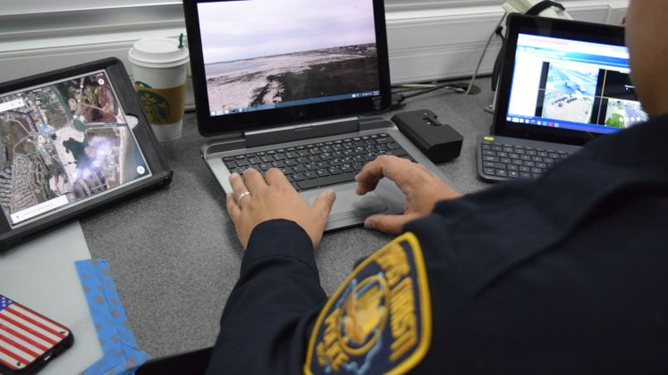 CCPD Spring Break Traffic Monitoring