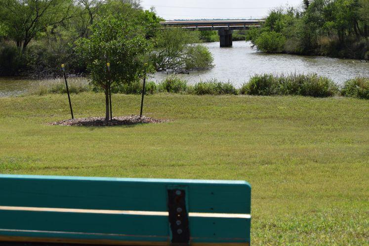 Nueces River at Labonte Park