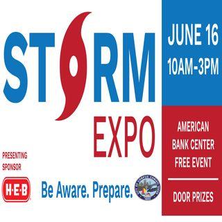 Descuento anticipado para la exhibición Storm Expo termina el 18 de mayo de 2018