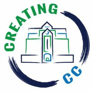 Creating CC Art Walk Exhibition